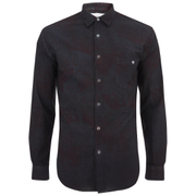 Our Legacy Men's Jumbo Long Sleeve Shirt - Overdyed Tigers