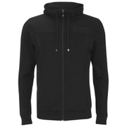BOSS Green Men's Skaz Zipped Hoody - Black