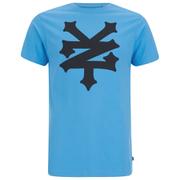 Zoo York Men's Empire T-Shirt - Cyan Blue