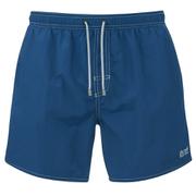 BOSS Hugo Boss Men's Lobster Swim Shorts - Blue