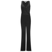 Diane von Furstenberg Women's Layana Jumpsuit - Black