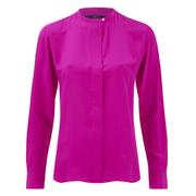 Polo Ralph Lauren Women's Clarissa Shirt - Fuchsia