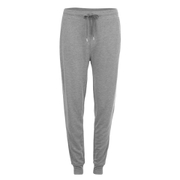 T by Alexander Wang Women's Enyzme Washed Lightweight French Terry Sweatpants - Heather Grey