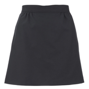 A.P.C. Women's Spy Mini Skirt - Faux Noir