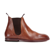 H Shoes by Hudson Men's Tamper Leather Chelsea Boots - Tan