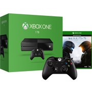 Xbox One 1TB Console - Includes Halo 5: Guardians & Extra Wireless Controller