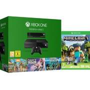 Xbox One Holiday Value Bundle - Includes Minecraft