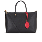 Lulu Guinness Women's Frances Tote Bag - Black