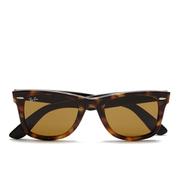 Ray-Ban Original Wayfarer Spotted Sunglasses - Brown Havana