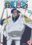 One Piece (Uncut) Collection 13 - Episodes 300-324