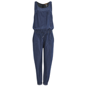 BOSS Orange Women's Adenny Jumpsuit - Dark Blue