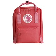 Fjallraven Kanken Mini Backpack - Peach Pink