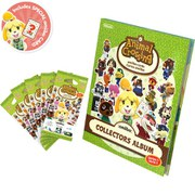 Animal Crossing amiibo Cards and Collectors Album Pack - Series 1