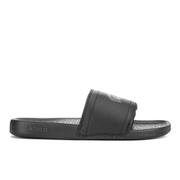 Lacoste Men's Frasier Slide Sandals - Black