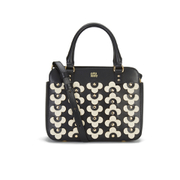 Orla Kiely Women's Jeanette Confetti Flower Tote Bag - Black