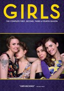Girls - Season 1-4
