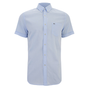 Lacoste Men's Short Sleeve City Shirt - Atmosphere