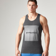 Myprotein Men's Tag Stringer Vest - Grey