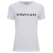 Carven Women's Logo T-Shirt - White