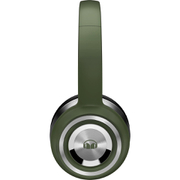 Monster NTune Matte On Ear Headphones - Green