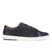 Ted Baker Men's Borgeo Nubuck Cup-Sole Trainers - Black