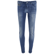 Maison Scotch Women's La Bohemienne Plus Jeans in Moonscape - Blue