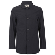 YMC Men's 3/4 Length Coat - Black