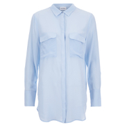 Gestuz Women's Vega Shirt - Baby Blue