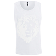 Versus Versace Men's Lion Logo Vest - White