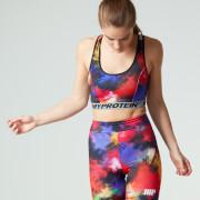 Γυναικείος Αθλητικός Στηθόδεσμος Myprotein με Τύπωμα Fiesta