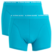 Bjorn Borg Men's Twin Pack Boxers - Stellar