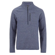 Craghoppers Men's Swainby Half Zip Sweatshirt - Dusk Blue Marl