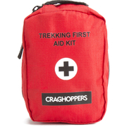 Craghoppers Men's Basic Trek First Aid Kit - Red