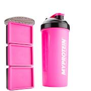Myprotein CORE 150 Shaker – Rosa