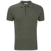 J.Lindeberg Men's Short Sleeve Polo Shirt - Military Green