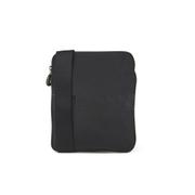 BOSS Green Men's Pixel Zip Shoulder Bag - Black