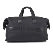 Hugo Boss Green Men's Pixel Holdall - Black