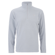 The North Face Men's Glacier Quarter Zip Jacket - TNF Light Grey