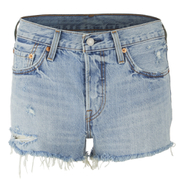 Levi's Women's 501 Shorts - Waveline