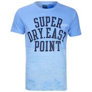 Superdry Men's Laguna T-Shirt - Hawaii Blue