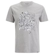 Carhartt Men's Short Sleeve Brawl T-Shirt - Grey Heather
