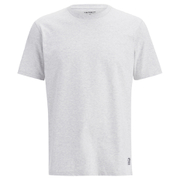 Carhartt Men's Short Sleeve State Back Print T-Shirt - Ash Heather Grey