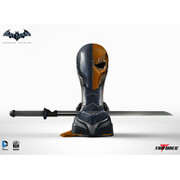 Triforce Batman Arkham Origins Deathstroke Arsenal 1:1 Scale Replica