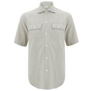 Levi's Vintage Men's Homerun Short Sleeve Shirt - Grey