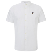 Penfield Men's Keystone Short Sleeve Shirt - White