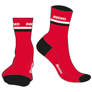 Santini Ducati Coolmax Socks - Red