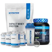 Pack Crecimiento Muscular para Hombre