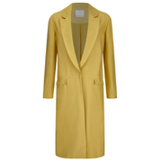 C/MEO COLLECTIVE Women's Golden Age Trench Coat - Gold