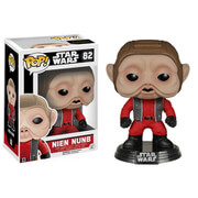 Star Wars The Force Awakens Nien Nunb Funko Pop! Bobblehead Figuur