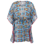 Paolita Women's Apollo Zither Kaftan - Multi